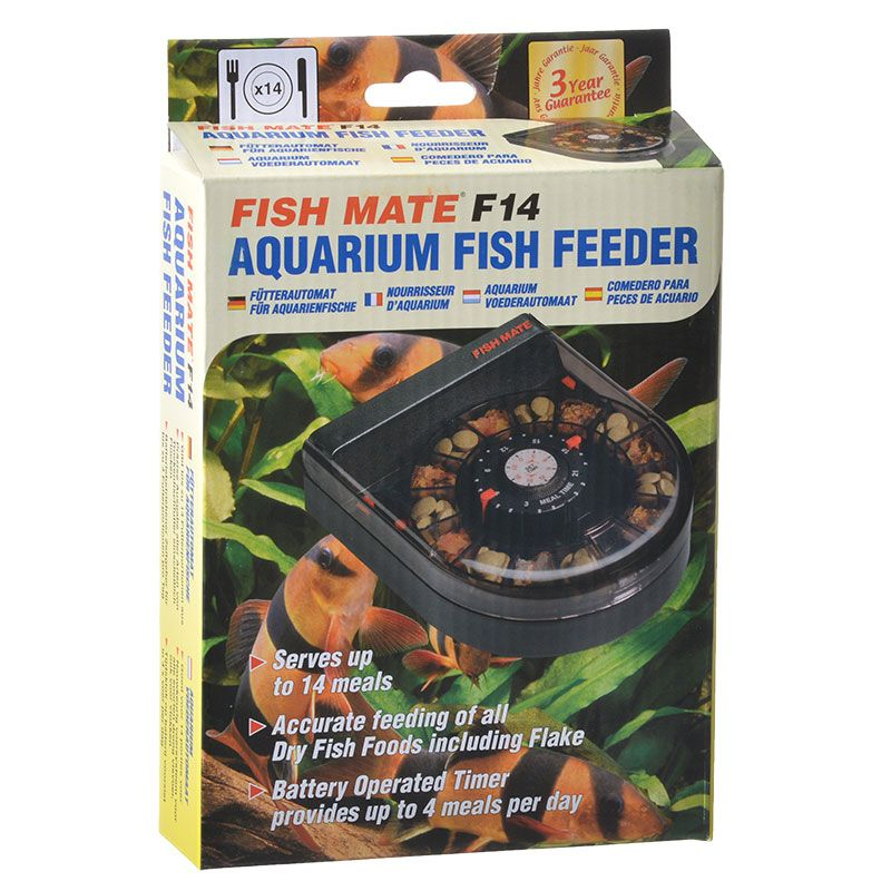 Fish Mate F14 Feeder